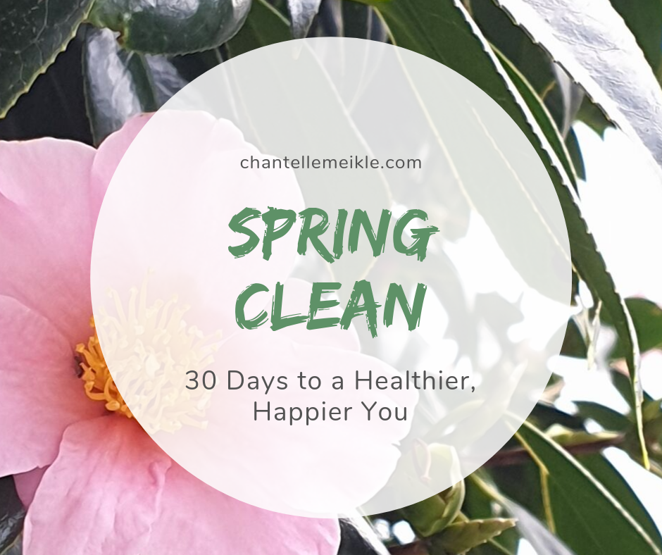 Get Ready for Summer, Spring Clean