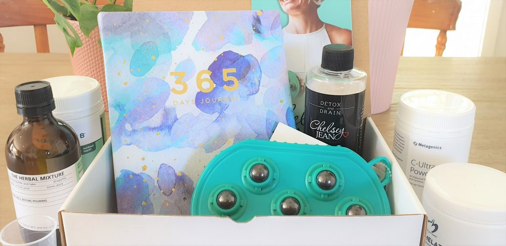 Radiant Goodie Box | Chantelle Meikle Naturopath